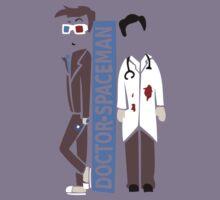 Doctor Spacemen Kids Clothes