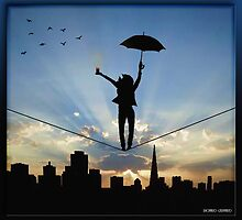Tightrope by Richard  Gerhard