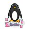 Sprinkles Iphone/Ipod Penguin by ZakkiMasquerade