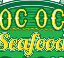 Doc Ock's Seafood Dock Sticker