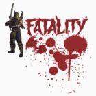 Mortal Kombat - Skorpion - Fatality by Chewitz
