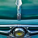 1956 Fiat Hood Ornament by Jill Reger