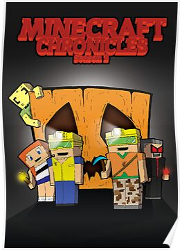 Minecraft Chronicles Season 2 by BaronVonRosco