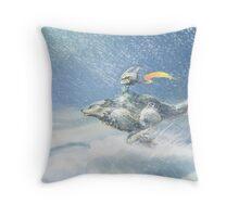 Twilight Princess Throw Pillow