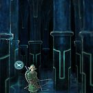 Water Temple  by pertheseus