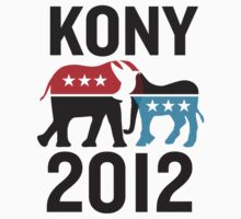 KONY 2012 - Poster Design [HQ] by Dope Prints