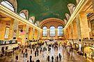 Grand Central Terminal by Shari Mattox