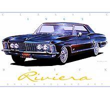 1963 Buick Riviera ver 2 by brianrolandart