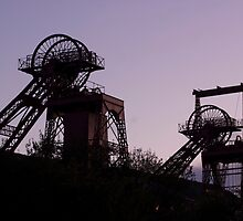 Mining Works Double by Andy Merrett