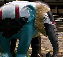 Great Eastern Elephant Statue by Andy Merrett