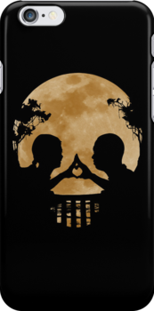 'Til Death Do Us Part iPhone Case by zerobriant