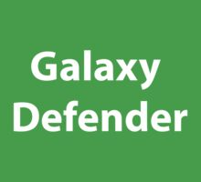 Galaxy Defender Kids Clothes