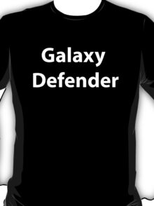 Galaxy Defender T-Shirt