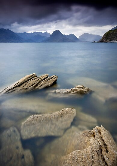 Isle of Skye: Submerged by Angie Latham