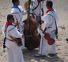 Huichol Music Band - Banda Musical De Huichol by Bernhard Matejka