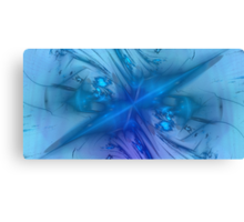 Imagine ... Blue Canvas Print