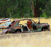 An old car with character! by jozi1