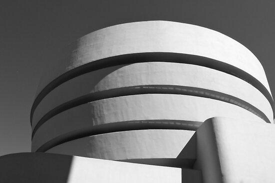 Guggenheim Museum NYC by fernblacker