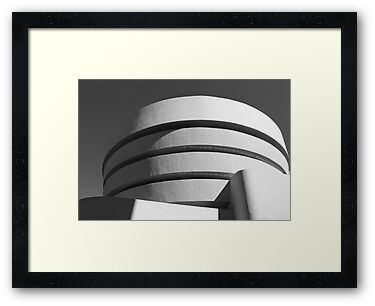 Guggenheim Museum NYC by Fern Blacker