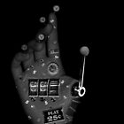 steampunk machine hand by david balber