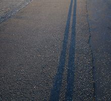 Shadow of My Former Self by Nik Watt