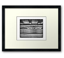 Bloor Framed Print