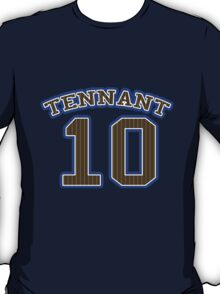 Tennant Team Shirt T-Shirt