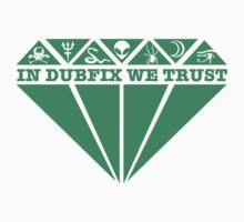 Dubfixx Diamond Green T-Shirt