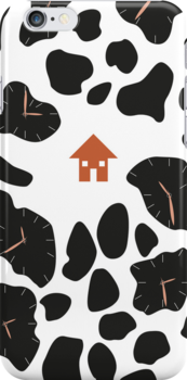 iPhone 'til the cows come home by Sabbo
