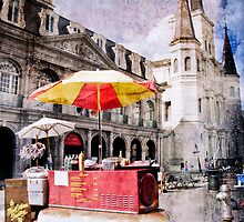 Hot Dogs in the Vieux Carre by RayDevlin
