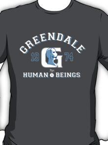 Greendale Human Beings T-Shirt T-Shirt