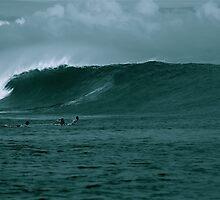 CloudBreak wave goes unridden by Andrew  MCKENZIE