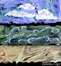 """Windy Beach Day"" by Patrice Baldwin"