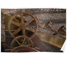 Miniature Gold Extractor Poster