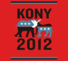 """Joseph Kony T-shirt"" Original Style T-Shirt Kony 2012 by KonyTshirts"