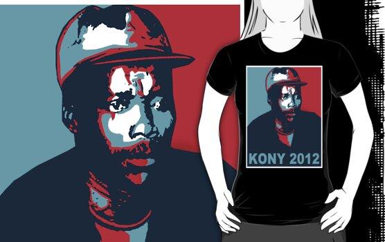 KONY 2012 by ☼Laughing Bones☾