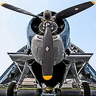 F4U Corsair by djphoto