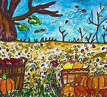 Autumn Time by Monica Engeler