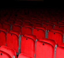 Red Seats by dgscotland