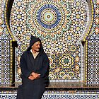 On The Tiles, Morocco by Keith Molloy