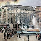 London XI - Trafalgar Square  by Igor Shrayer