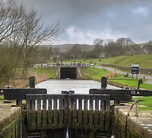Barrowford Lock by TheWalkerTouch