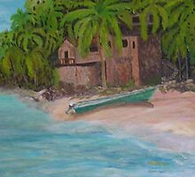 redone los animas playa by Anita Wann