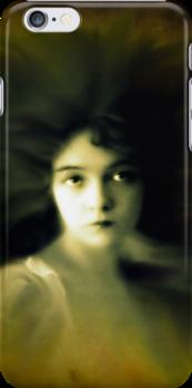 Lillian Gish - phone and iPod skin by Scott Mitchell