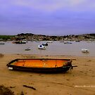 Instow Beach by Charmiene Maxwell-batten