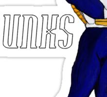 Trunks Sticker
