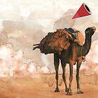 Across the Desert by Jaelah