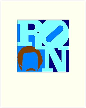 Ron Love (Anchorman) by cudatron