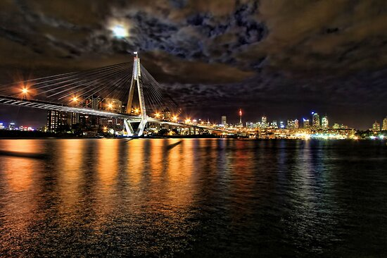 A Bridge to the City by Arfan Habib