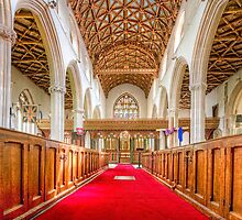 St. Andrew, Cullompton by hebrideslight